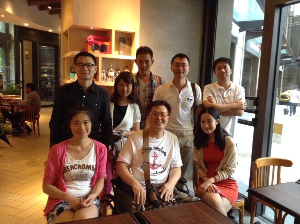 上海文化人